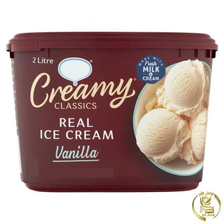 Creamy ice cream wholesale shopping price